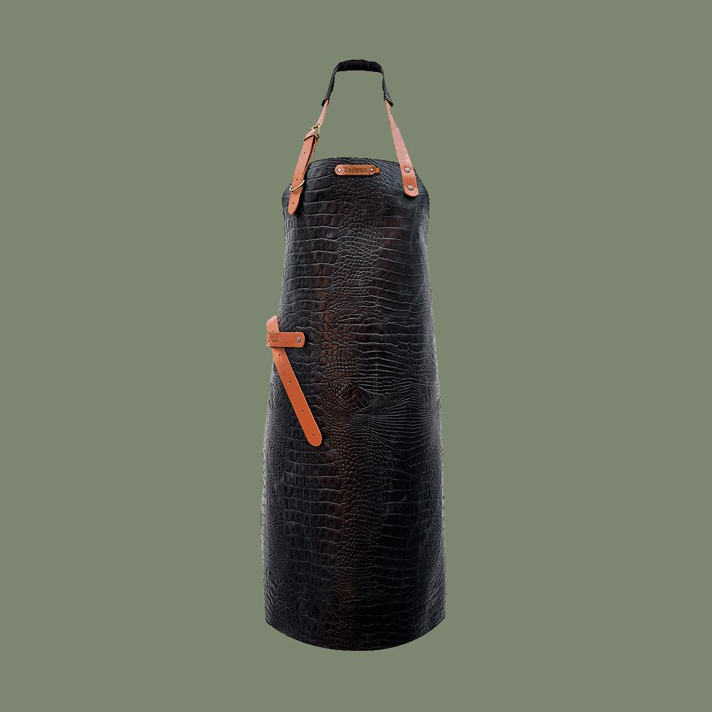 Schort Kaaiman – Zwart