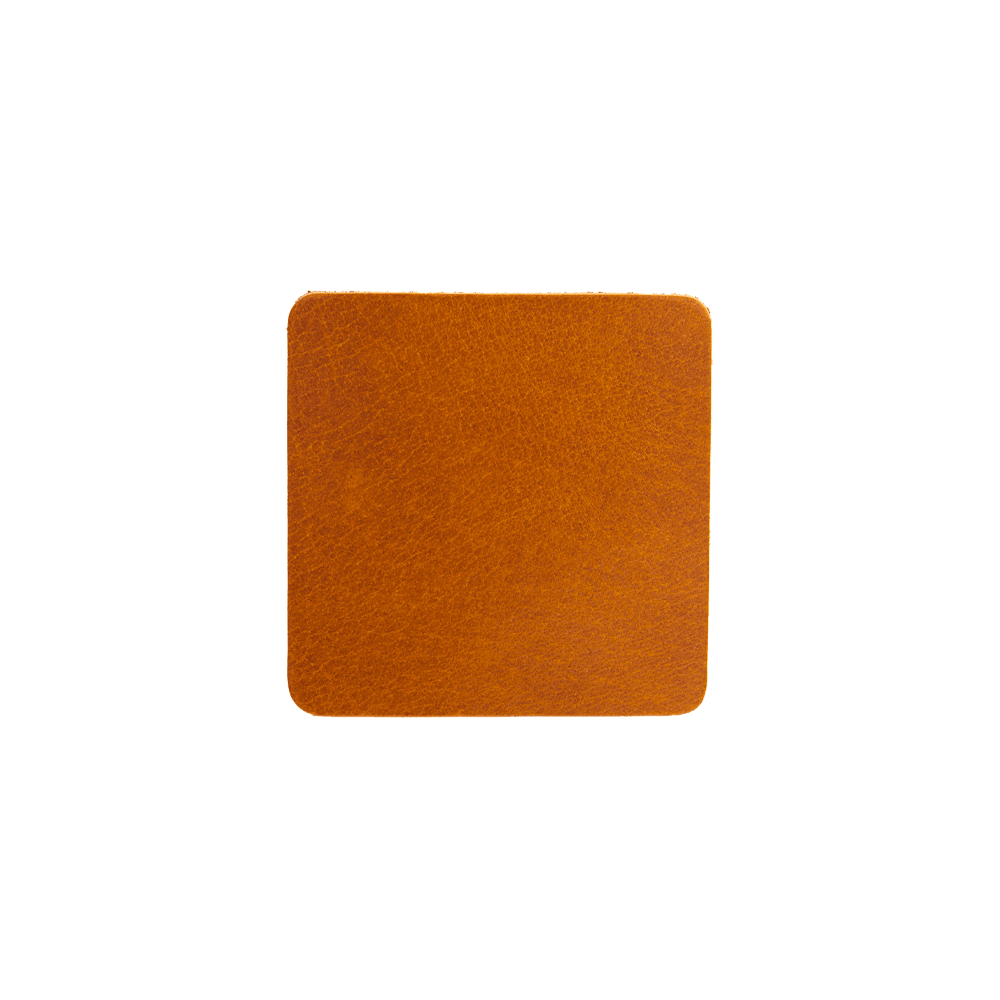 Coasters - Set 4 Pieces - Tan