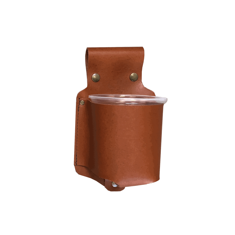Water Holder - Cognac