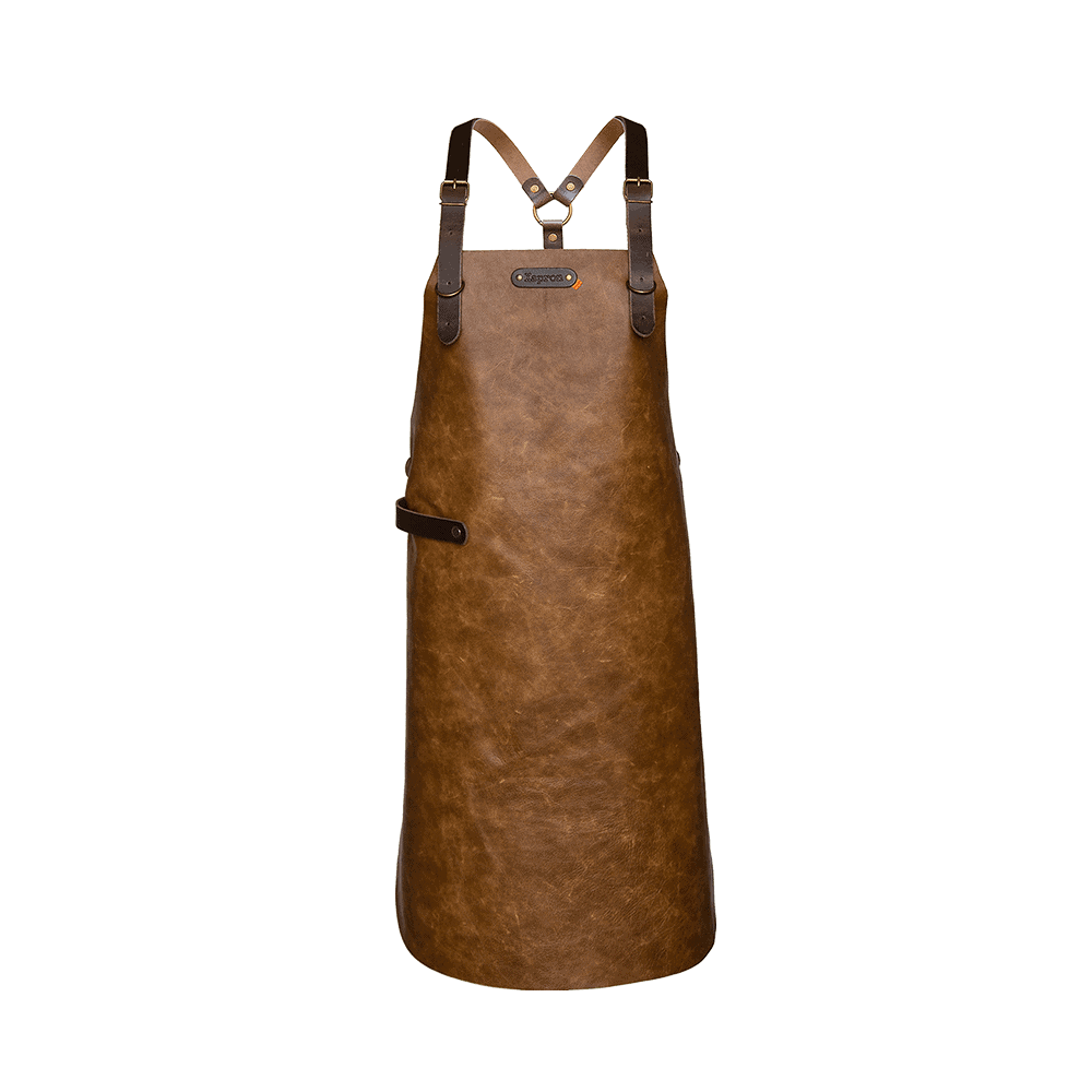 Apron Atlanta With Shoulder Straps - Ranche