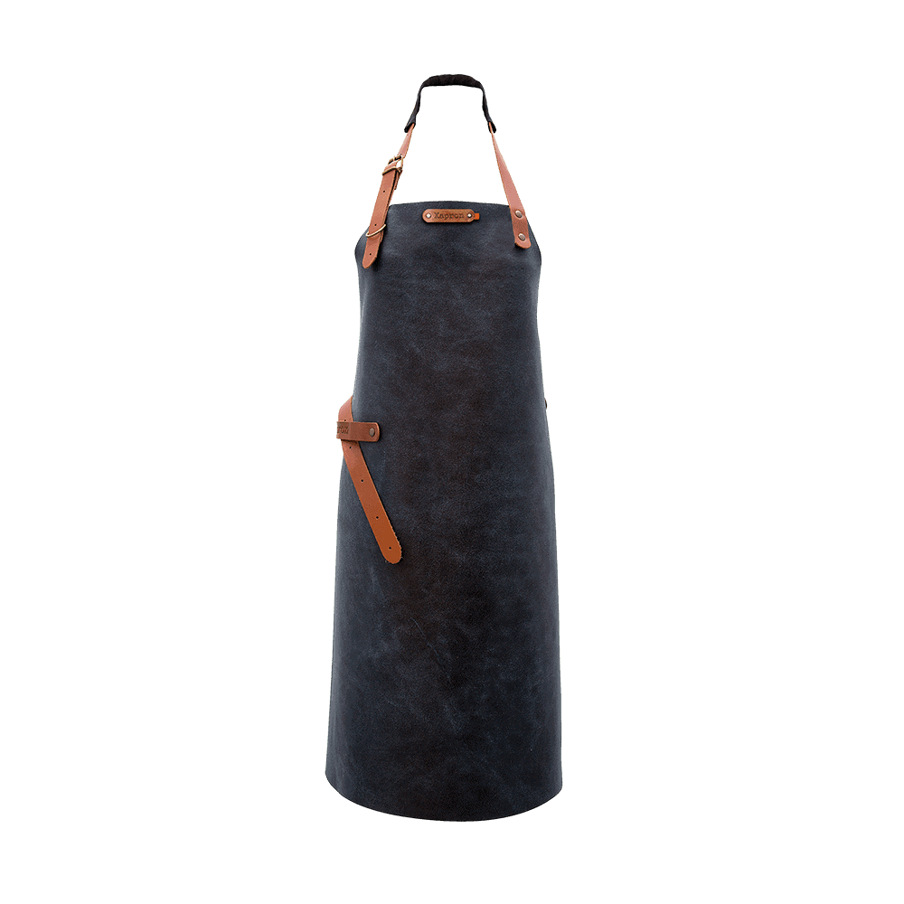 Apron Kansas - Blue