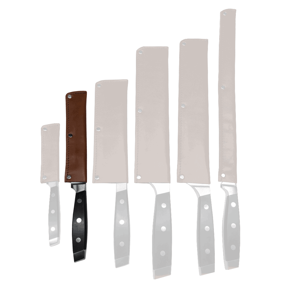 Leather Knife Protector - 17 Cm