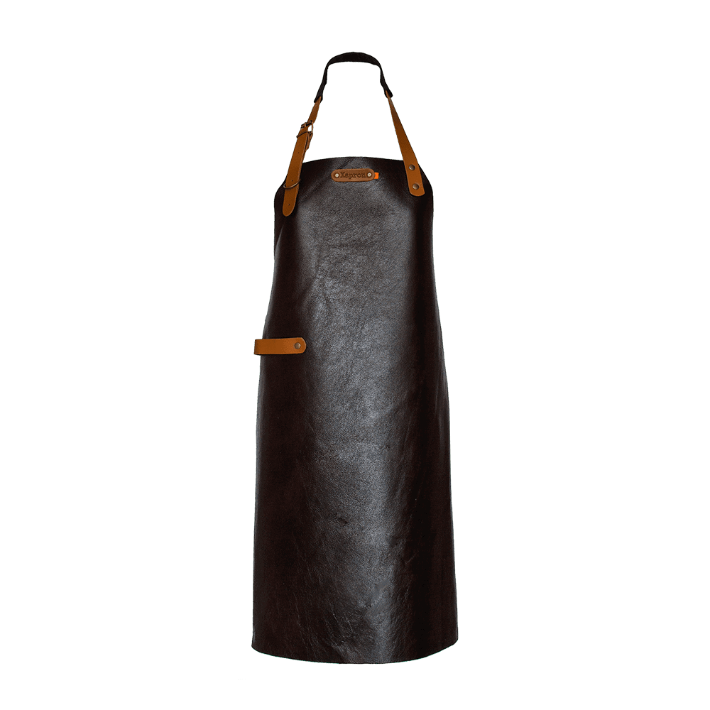 Apron New York - Brown