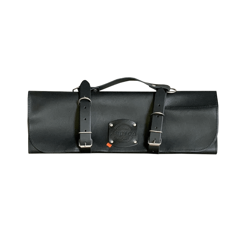 Leather Knife Roll Bag Kansas